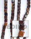 Camagong Cubes Wood Beads