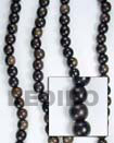 Natural Camagong Wood Beads