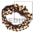 5 Rows Coco Pokalet Color Combination Bracelet